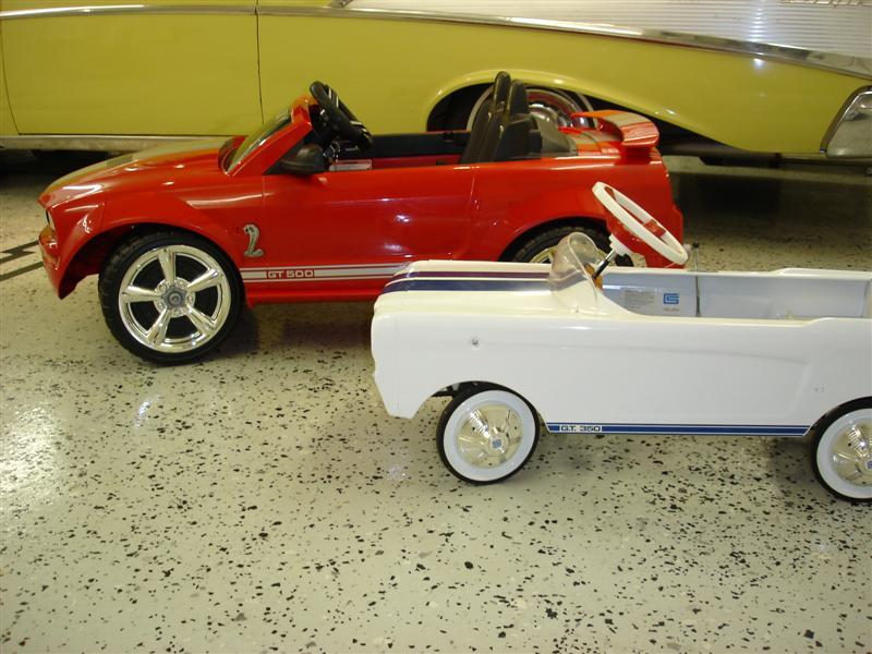 Powerwheels Shelby Gt500
